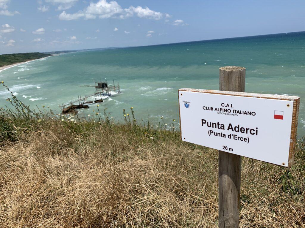 Punta Aderci - Vasto - Costa dei Trabocchi