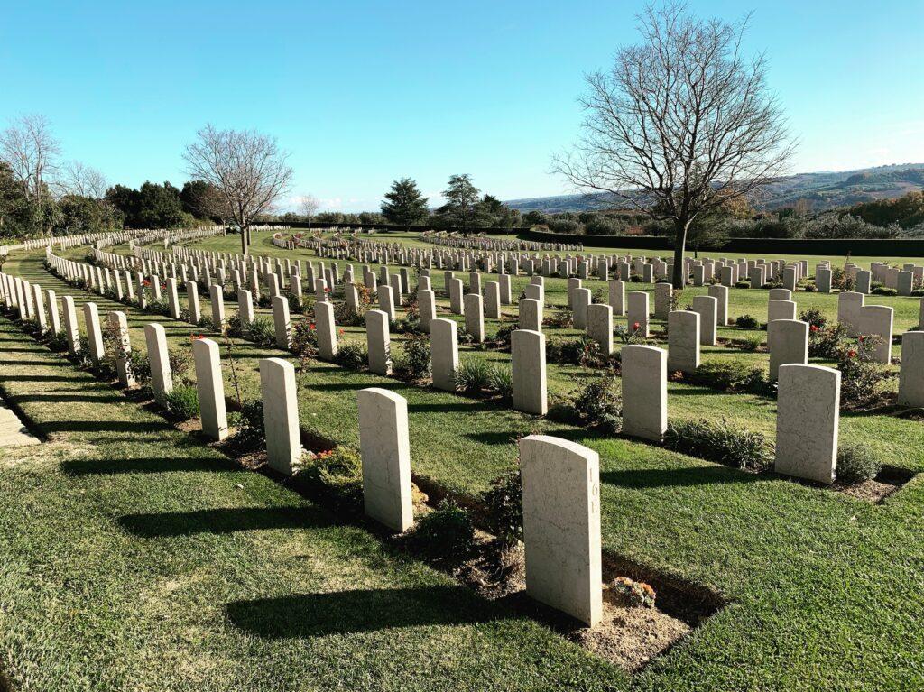 Cimitero Militare - Torino di Sangro