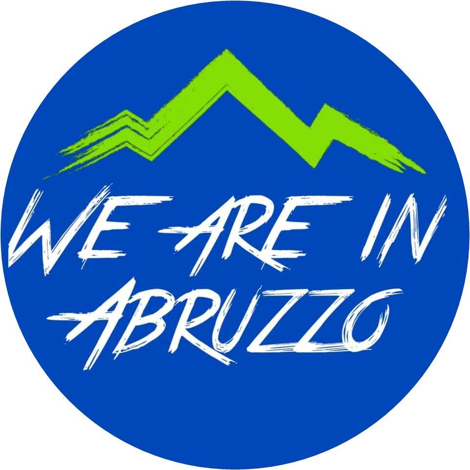 Logo We are in Abruzzo - Contattaci!