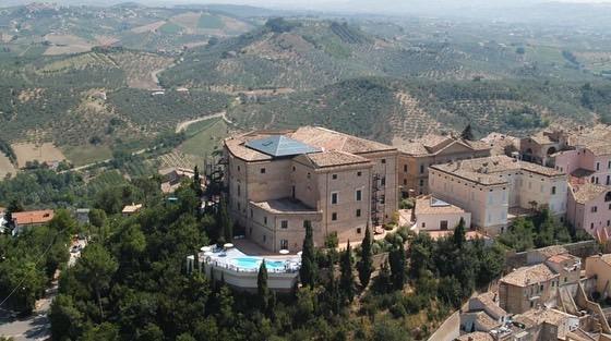 Castello Chiola - Loreto Aprutino (PE) - Castelli d'Abruzzo