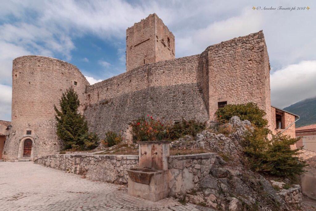 Castello Cantelmo - Pettorano Sul Gizio (AQ) - Speciale Castelli d'Abruzzo