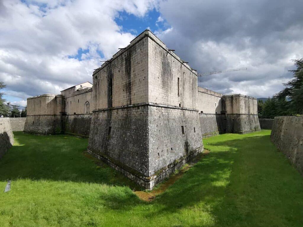 Forte Spagnolo - L'Aquila (AQ) - Speciale Castelli d'Abruzzo