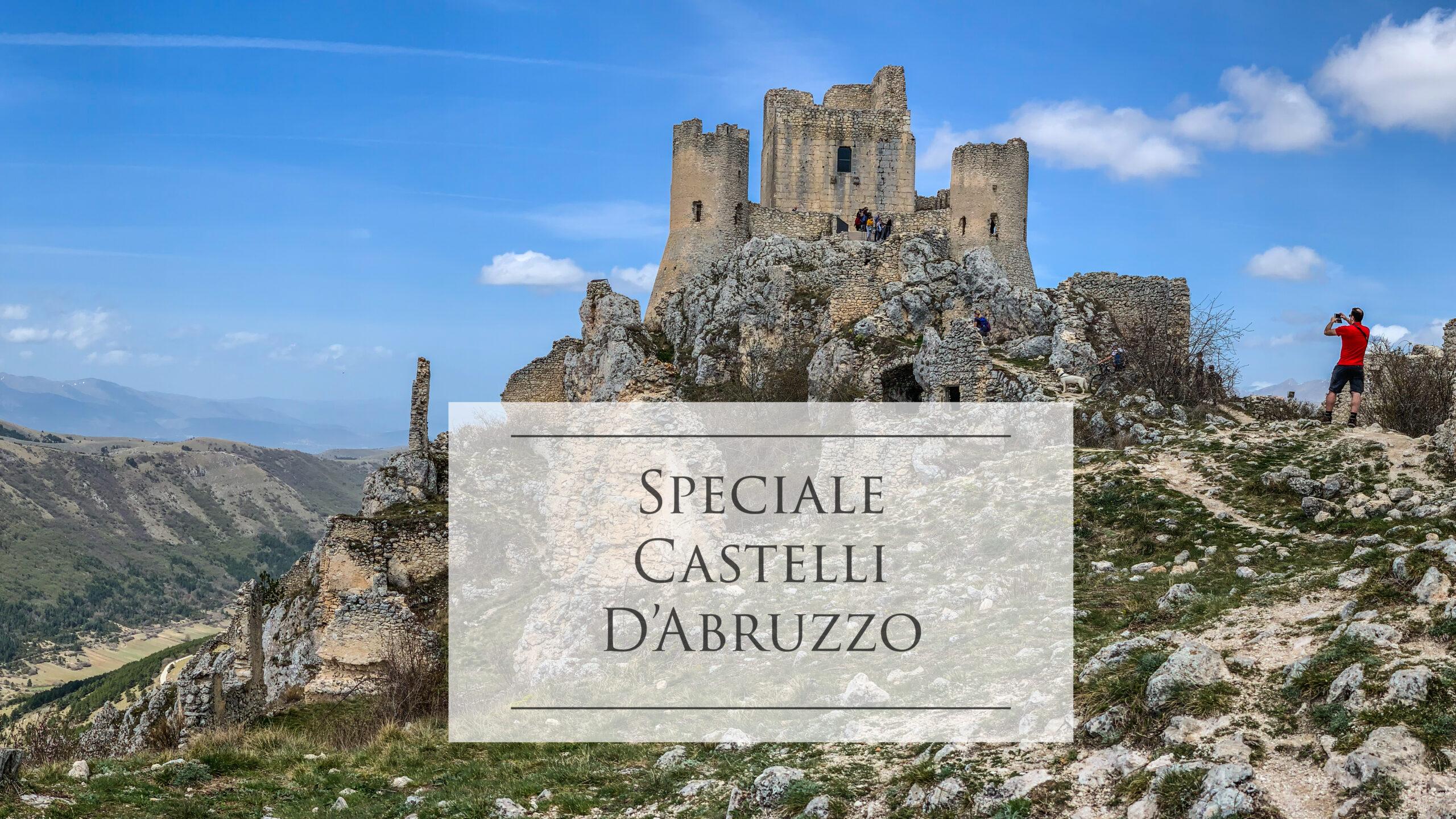 Copertina Castelli d'Abruzzo II