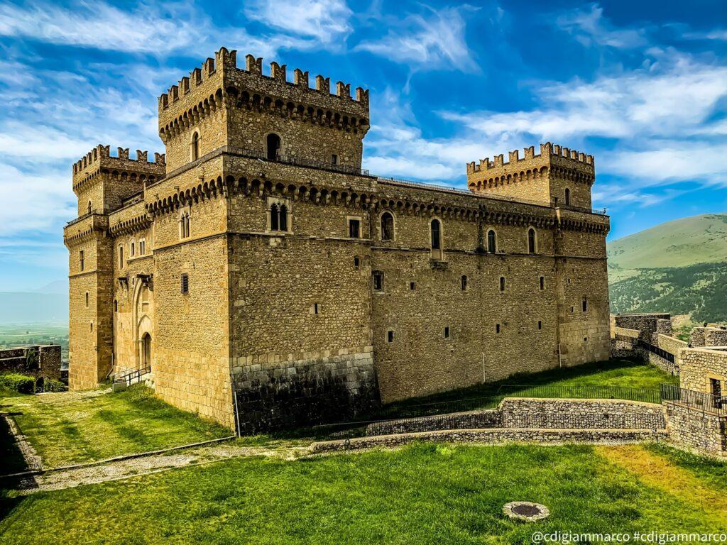Castello Piccolomini - Celano (AQ) - Speciale Castelli d'Abruzzo