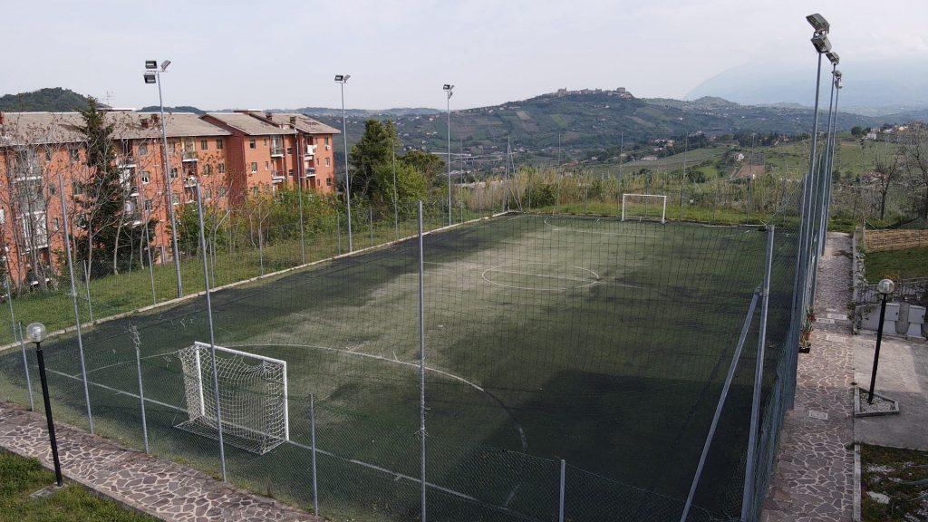 Campo Estivo A tutto sport per un'estate da leoni... PalaTeate Chieti